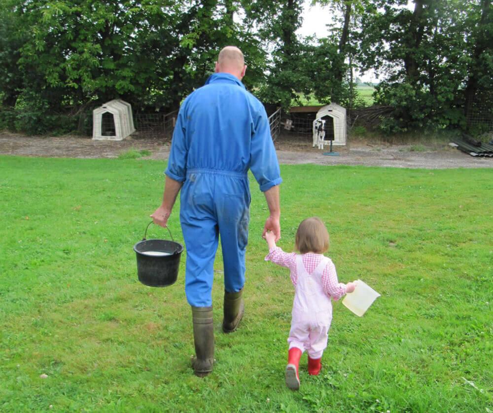 boerderij honswijck over ons Nico en Anne