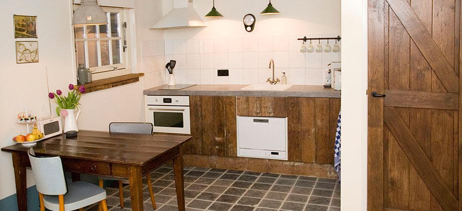 Achterhuis Keuken