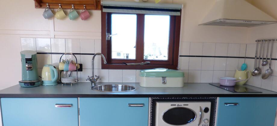Pipowagen Keuken