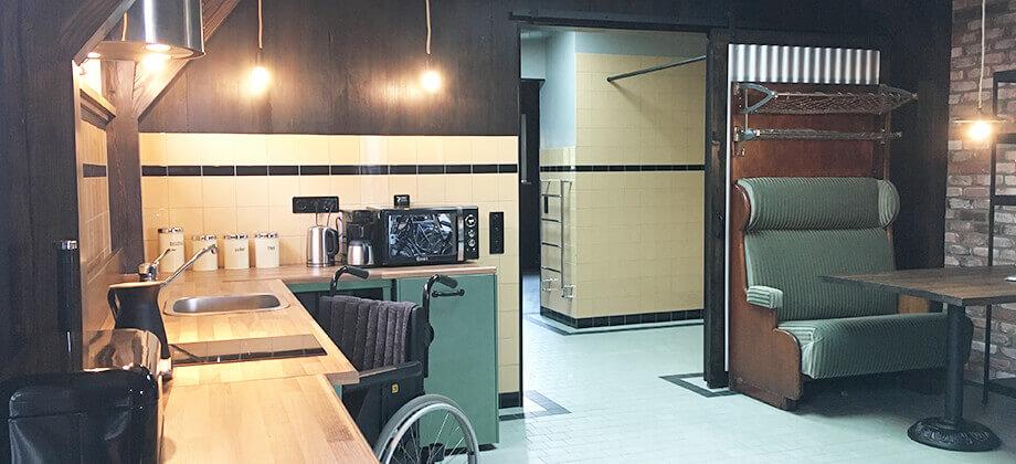 Keuken Werkplaats