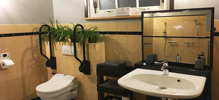 Toilet Werkplaats