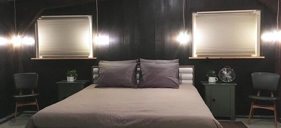 Slaapkamer Werkplaats